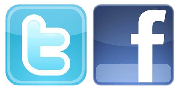 facebook twiiter